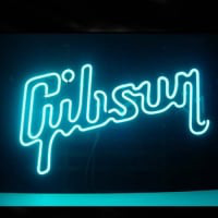 Gibson Guitar Music Neon Sign